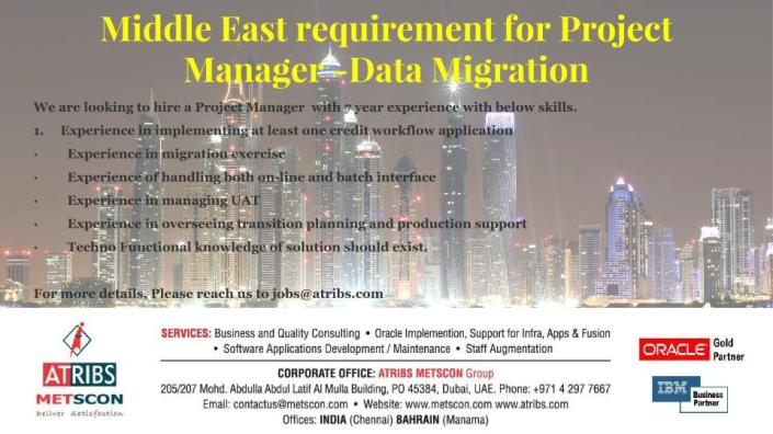 PM- Datamigration