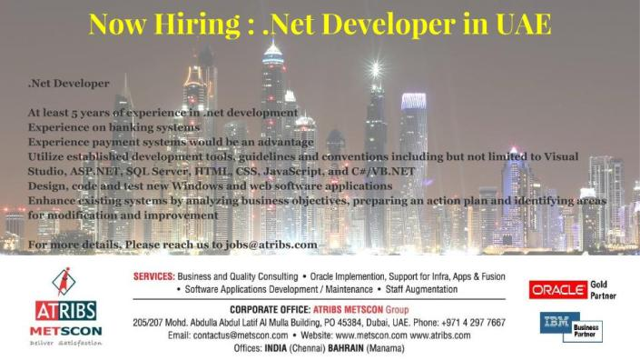 Net Developer (1)