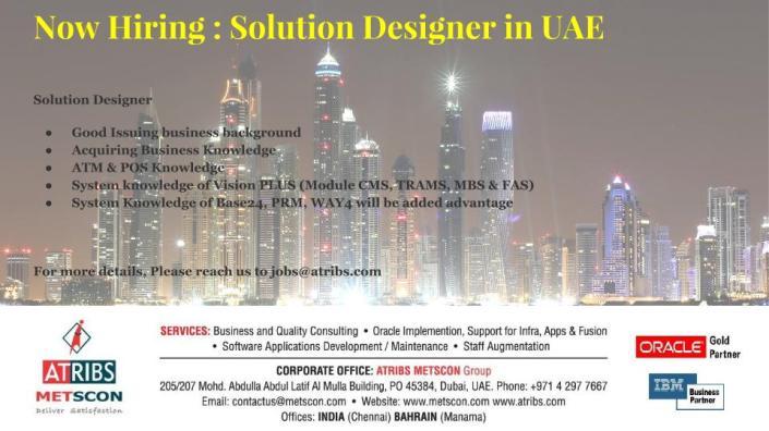 Solution Designer