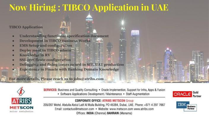 TIBCO Application