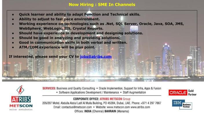 SME In Channels