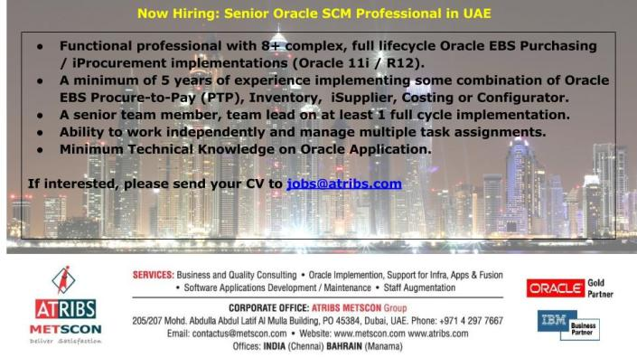 oracle-scm-professional
